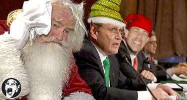 Santa Pleads His Case